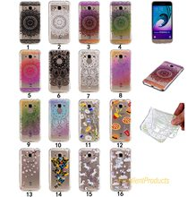 For Samsung J3 J310 magical  Soft TPU Transparent Clear Case Coque For samsun kabuk Phone Cases Cover
