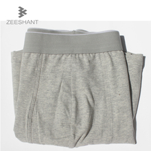 ZEESHANT Brand Clothing 2017 Men Boxers Tights Compression Shorts Fitness Shorts Male Long Leg Boxer in Men's Shorts