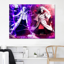 Modern Canvas Pictures Home Wall Art Decor Framework 1 Piece/Pcs Naruto Paintings Living Room HD Prints Animation Posters