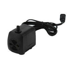Submersible Water Pump 15W 800L/H AC 220-240V Hydroponic for Fountain Fish Pond Tank Aquarium Decoration US EU UK Plug 2017 New(China)