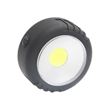 Sanyi Mini LED Lightweight COB Pocket Magnetic Work Flashlight Torch Hanging Camping Lantern 1-Mode Indoor Outdoor Night light