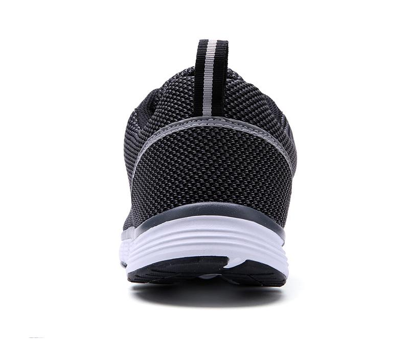 MODYF Men Safety Steel Toe Work Shoes Lightweight Breathable Casual Footwear 17