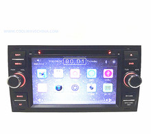 car radio DVD 2din player for Ford Modeo /Focus/Galaxy S- max /c- max fiesta Touch Screen DVD GPS Navigation Autoradio(China)