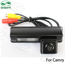 Special HD CCD Car Rear View Camera Reverse Backup Camera For Toyota Camry Waterproof Auto Parking Camera