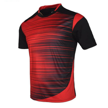 2017 Football Shirts Men Soccer Jerseys Shirts Jogging Football Running Shirt table tennis Sportswear short football POLO Shirts(China)