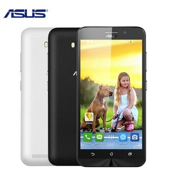 Original asus zenfone max zc550kl msm8916 quad core 5.5 ''smartphone snapdragon teléfono celular 2g ram 16g rom 5000 mah 4g teléfono móvil
