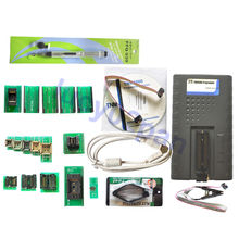 TNM5000 USB EPROM Programmer+12pcs adapters include TSOP48+TSOP56+test clip,Support /Microcontroller/ECU,Fast mode SPI support(China)
