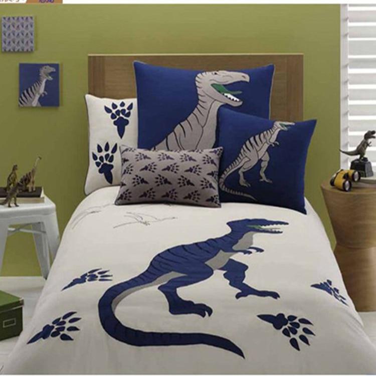 achetez en gros dinosaure lit couvre en ligne des. Black Bedroom Furniture Sets. Home Design Ideas