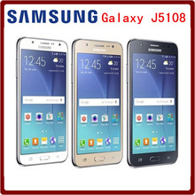 Original Samsung Galaxy J5 J5108 (2016) 4G LTE 2GB RAM 16GB ROM Quad Core Smartphone Dual SIM 5.2Inch 13.0MP NFC Cell Phone(China)