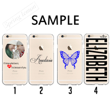 Fashion Personalise Customize Soft Silicone DIY Case Cover For iPhone 4 4S 5 5S 5C 6 6S 6PLUS 6S PLUS Samsung galaxy s3 s4 s5 s6