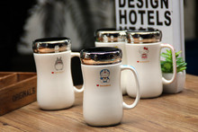 Creative Kawaii Cartoon Novelty Fashion Doraemon Totoro Porcelain Cute Hello Kitty Gift Milk Coffe Juice water Mug BW073