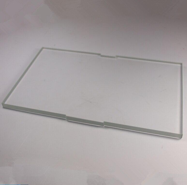 Replicator 2 3 D printer Glass Printing Bed Plate Replacement Replicator 2 Glass Printing Bed Plate borosilicate glass<br><br>Aliexpress