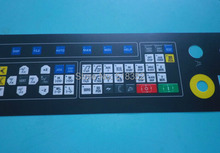 Chmer Original Operation Panel Control Panel Button/ Key Board, WEDM-Low Speed Wire Cut Machine Electrical Parts