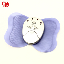 mini butterfly design body electronic slimming massager muscle massager free shipping