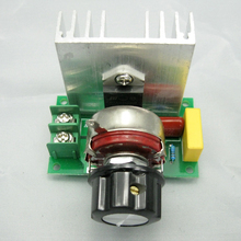 3800w high power electronic voltage regulator, silicon controlled dimmer, speed and temperature