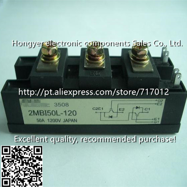 Free Shipping 2MBI50L-120 No New(Old components,Good quality) IGBT 50A1200V,Can directly buy or contact the seller<br><br>Aliexpress