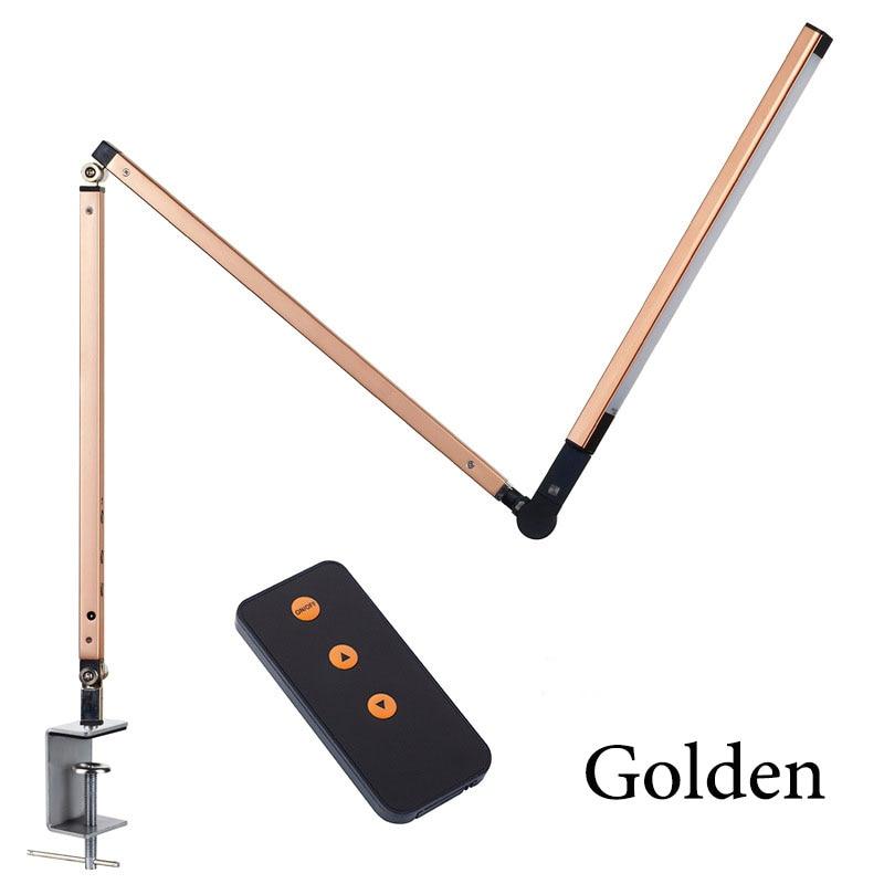 LED Desk Lamp Golden