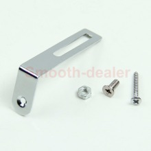 New Stainless Steel Pickguard Mounting Bracket For Les Paul Electric Guitar(China)