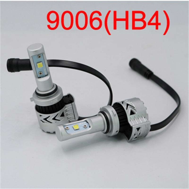 led bulbs 2X LED 6500K 12000LM 72W 9006/HB4 Led lamp for car <br><br>Aliexpress
