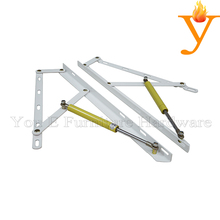 Adjustable Gas Spring Hinges For Folding Furniture Bed And Sofa A01