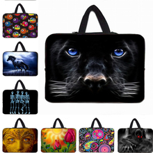 Viviration 2017 Laptop Neoprene Carry Cases Wholesale 17 15 13 12 14 14.1 10 10.1 Notebook Computer Cover Cases Bag Carry Bags