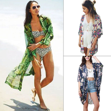 Cheapest 2017 Fashion Spring Summer Sun Protecting Jackets Women Candy Colors Lace Blouse Coat Women Knitted Cardigan 36(China)