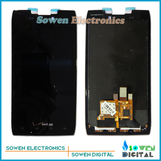 for Motorola Droid Razr XT912 verizon LCD screen display with touch screen digitizer assembly full sets,<br><br>Aliexpress