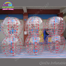 Latest Craze Stress Ball Bubble Soccer,Inflatable Plastic Balls,Inflatable Games ,Inflatable Human Balloon Football