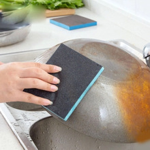Nano carborundum cleaning sponge eraser The kitchen pot cleaning sponge wipe pot cleaning magic artifact