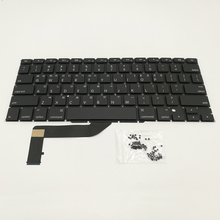 "New Replacement Keyboard KR Korean Keyboard For Macbook Pro 15"" A1398 2012-2015(China)"