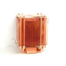 dual-tower,90mm 4 heatpipe,CPU fan,CPU cooler,for Inte LGA775/1150/1155/1156 for FM1/FM2/AM2/AM2+/AM3/AM3+/939,CAH-409-04