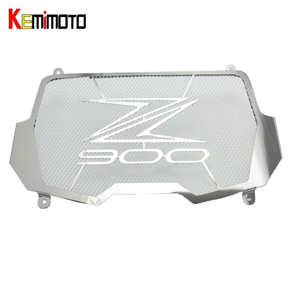 KEMiMOTO Z900 2017 Radiator Guard for kawasaki Z 900 2017 Radiator Guard Grill Protection for kawasaki z900 Parts Accessories<br>