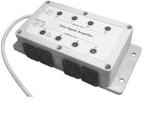 DMX signal amplifier;DC5V/6V/12V/24V input optional;8 channel DMX Signal
