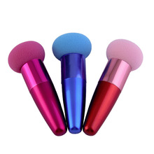New Selling Beauty Cosmetic Makeup Sponge Blender Flawless Smooth Round Shaped Powder Puff Wholesale Top Quality