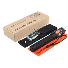 15pcs/lot wholesale price 10mW metal Visual Fault Locator Fiber Optic Cable Tester 10-12KM Test Laser Product
