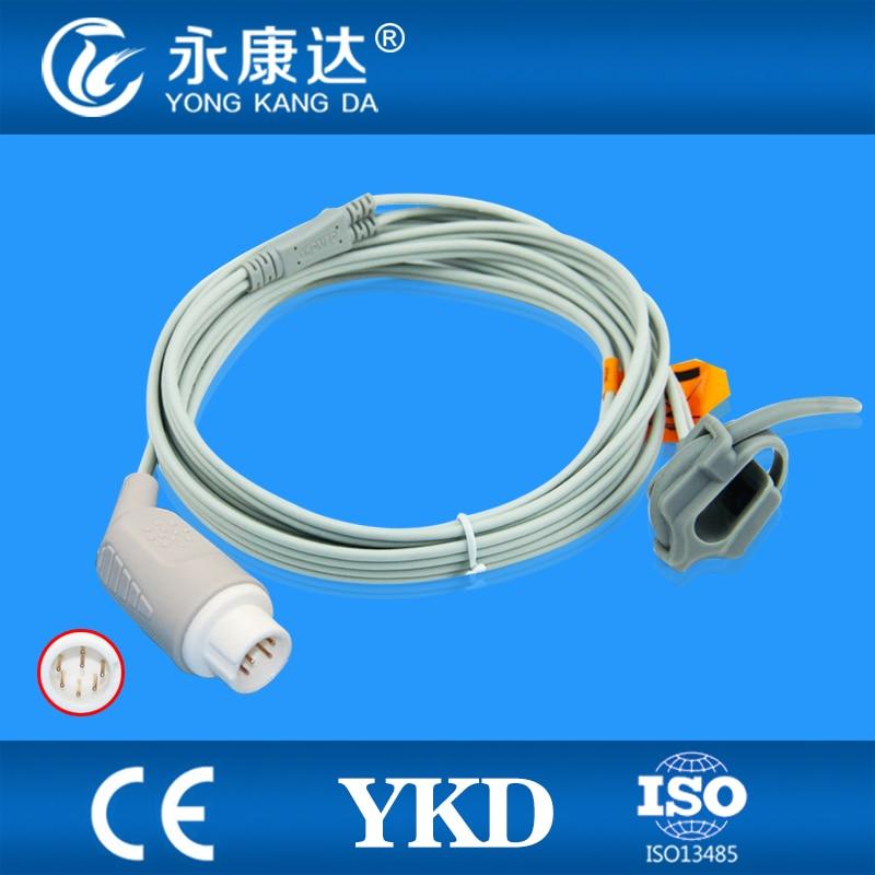 Mindray,T5(Masimo Module), neonate wrap Sensor,Direct Reusable Spo2 Sensor,7PIN ,3M<br>