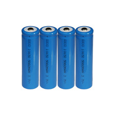 4PCS 3.7V 5000mAh 18650 Battery Li Ion Rechargeable Large Capacity Battery Flashlight Hot New Hot Power Large(China)