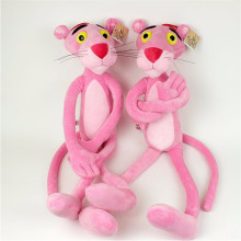 75cm Lovely Cute Genuine NiCI The Pink Panther Brothers Stuffed Plush Toys Doll For Girls