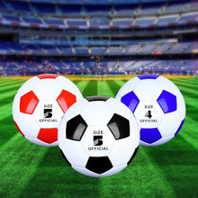 Classic Mini Soccer Ball Size 2 Kids Children Kindergarten Toys Outdoor Sport Football Student Toy Foot Ball(China)