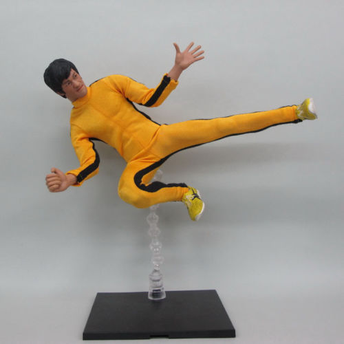 ZYTOYS 1: 6 Scale Bruce Lee Kung Fu Suit Game Of Death Yellow Siamese Sportswear Clothes For 12 Action Figure Toys Accessories<br><br>Aliexpress