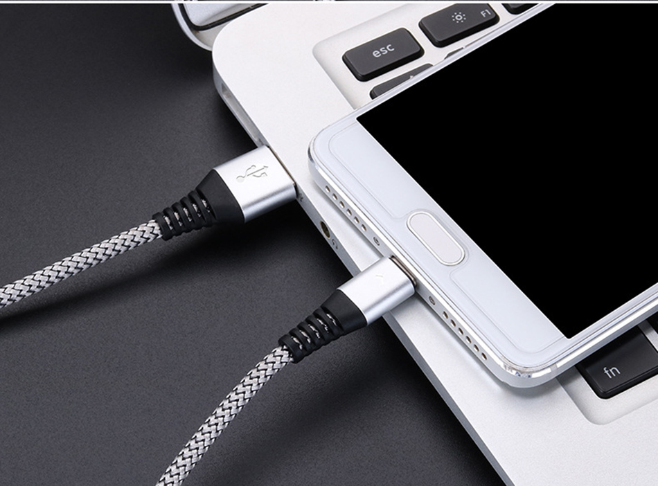 NOHON Led USB Type C Charge Sync Data Line For SamSung Gaxaly S8 Plus 2.4A Fast Charging For Xiaomi Mi5 Phone Charger Cable 1 (18)