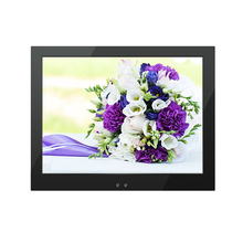 "Faismars 12.1 inch Embedded LCD Portable Touch Screen Monitor, 12.1"" LCD Desktop Resistive Touch Monitor for Industrial Terminal"