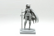 Pinup Twilight Knight Resin Model kit Free Shipping