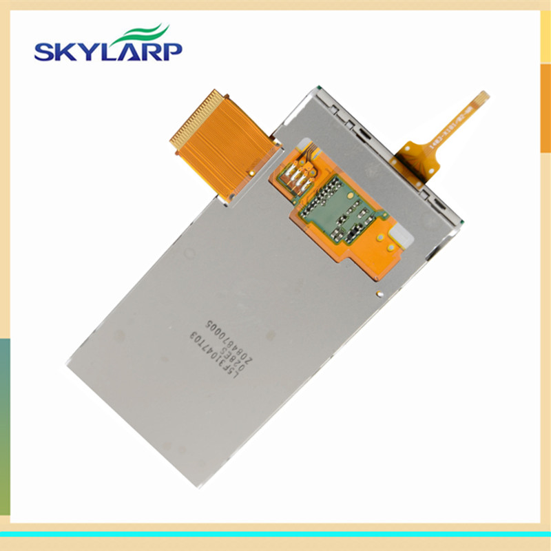 skylarpu 2.8 inch LCD screen for L5F31047T03 GCX510AKN-E Handheld GPS LCD display screen with touch screen digitizer<br>