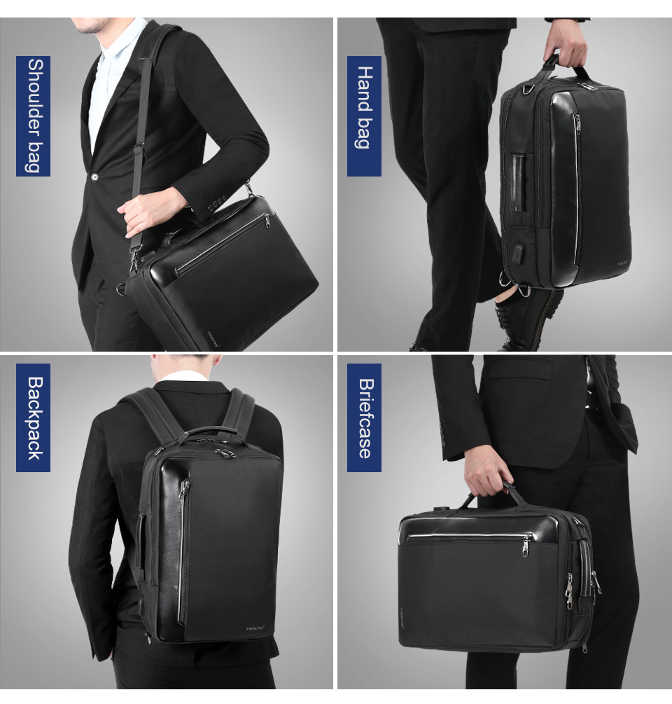 3.4-in-1 backpack