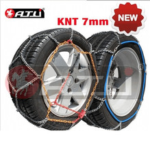 Hot Sale Alloy Steel Car Tires Snow Chains Adjustable Anti-skid Chains Safety Chains Wheel Chains Cadenas Para Nieve