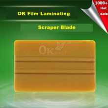 OK squeegee scraper blade for vehicle wrap window wall printing Plastic advertising tool
