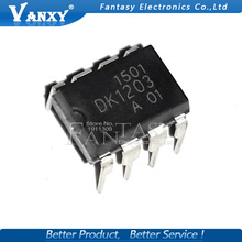10PCS DK1203 DIP-8 DIP Low power off line switching power supply control chip free shipping