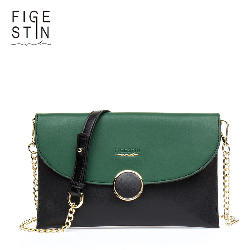 FIGESTIN Luxury Women Messenger Bags Small Shoulder Bags Handbags Women Famous Brands Crossbody Bags For Women sac a main<br>