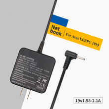 19V 1.58A US Plug Smart Charger For Asus EEE PC 1015PE  30W  Wall Style Mini Notebook Adapter